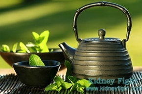 Can I Drink Green Tea with CKD Stage 3