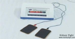 Micro-Chinese Medicine Osmotherapy for Kidney Disease